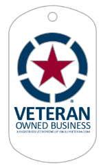 Veteran Owned Business icon